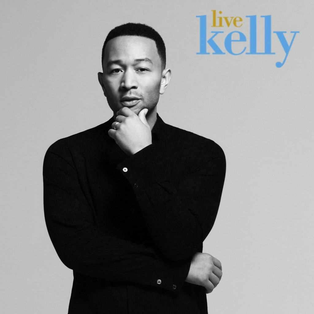 John Legend on Live with Kelly!