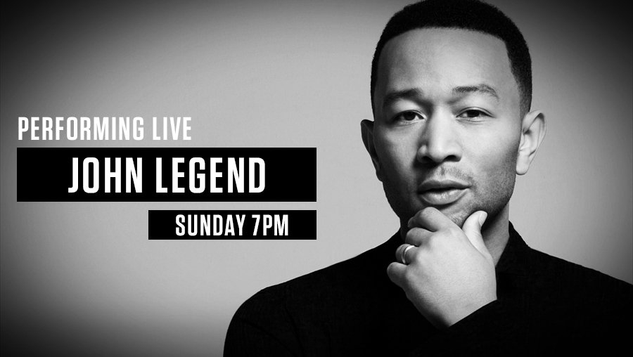 John Legend is Coming to the Voice UK