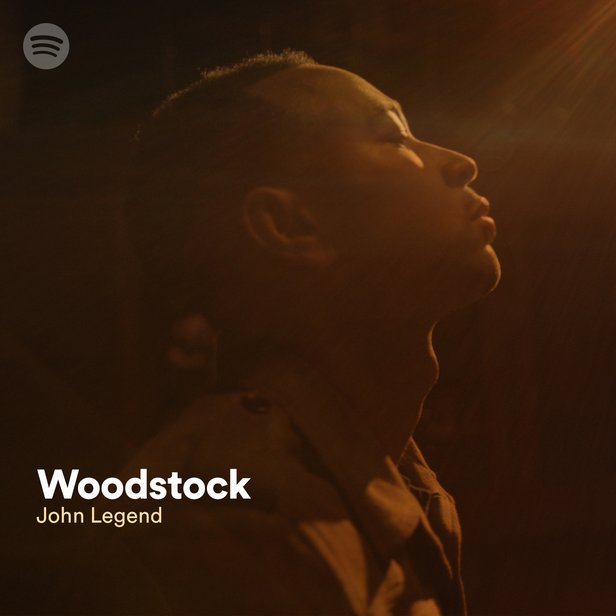 "John Legend Covers Joni Mitchell's ""Woodstock"""