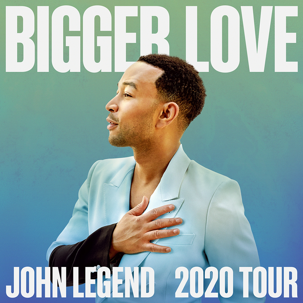 BIGGER LOVE 2020 TOUR