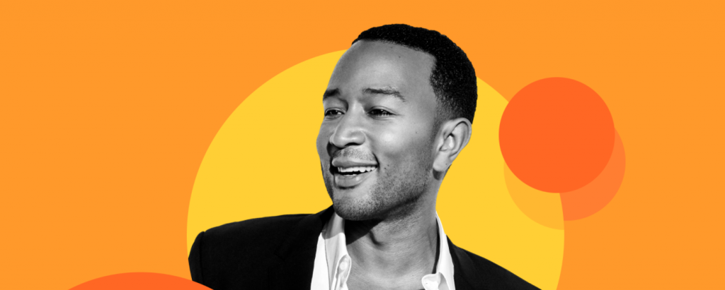 John Legend named Headspace Chief Music Officer
