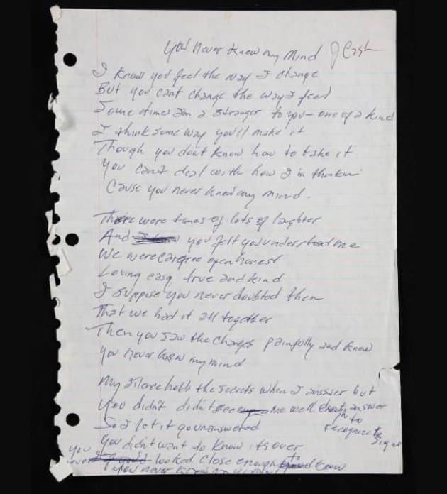 Chris Cornell - Johnny Cash: Forever Words