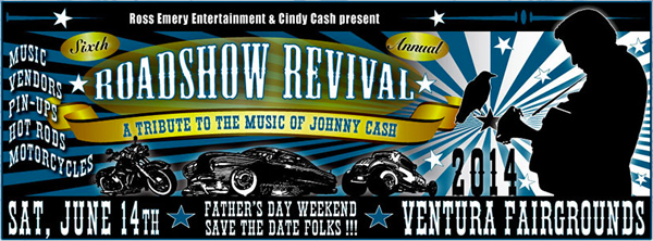 Roadshow Revival: A Tribute to the Music of Johnny Cash
