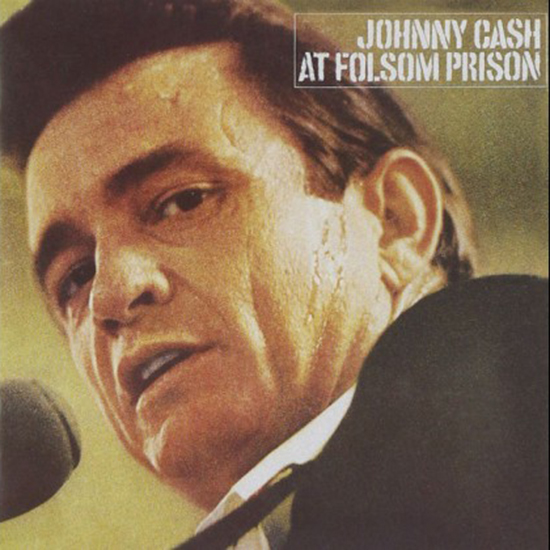 Johnny Cash At Folsom Prison Cover