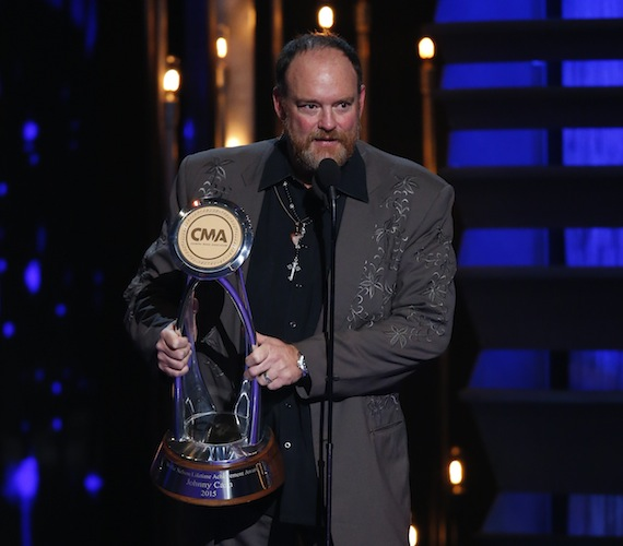 John Carter Cash at CMAs 2015