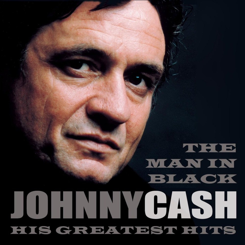 Image result for singer johnny cash the man in black