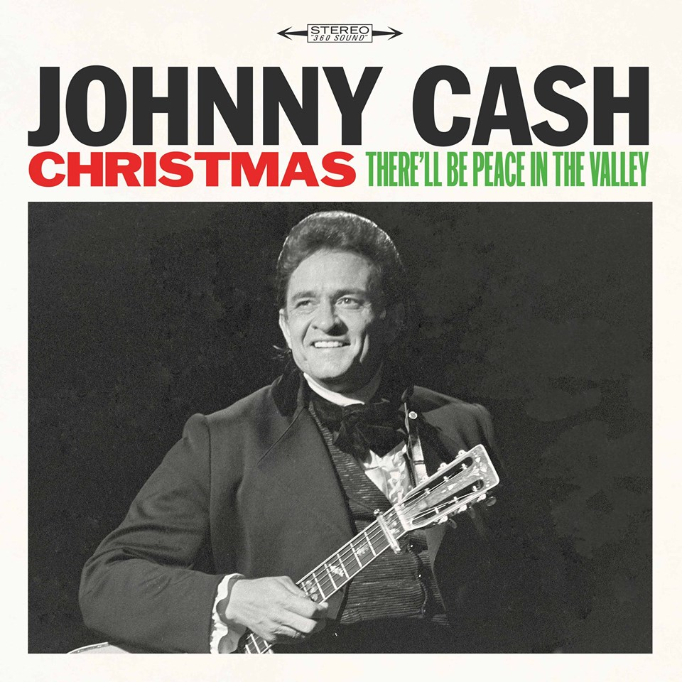 Johnny Cash \'Christmas: There\'ll Be Peace in the Valley\' Available ...