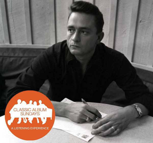 Johnny Cash: Forever Words featured on Classic Album Sundays