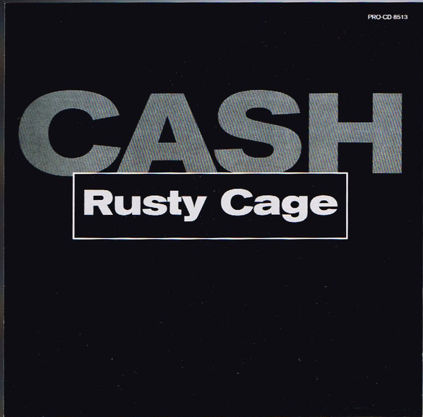 Johnny Cash's 'Rusty Cage' Music Video Remastered In 4K thumbnail