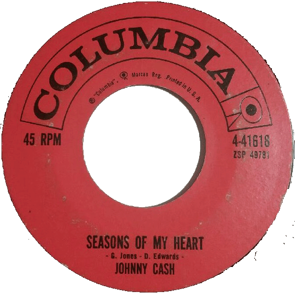 Seasons of My Heart - Mono Version | Johnny Cash Official Site