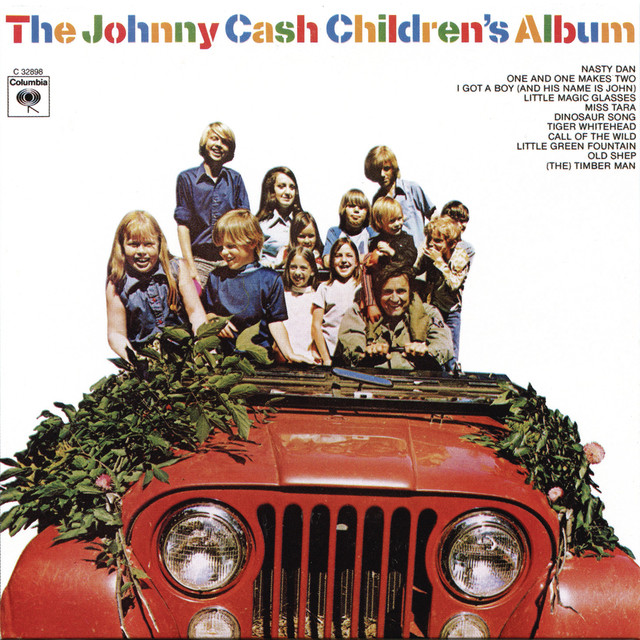 Take A Look Back At 'The Johnny Cash Children's Album' thumbnail