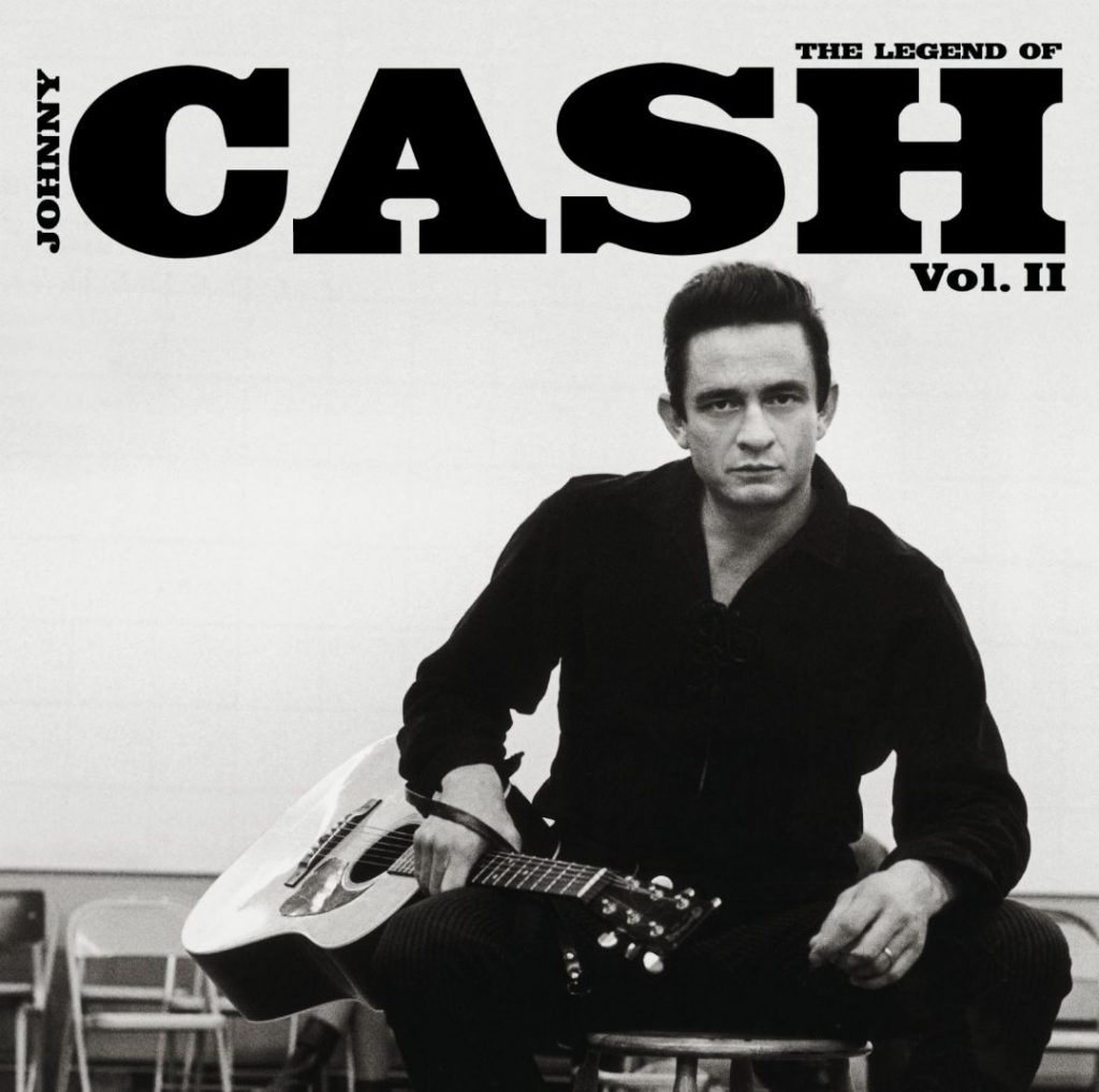 The Legend of Johnny Cash: Volume II