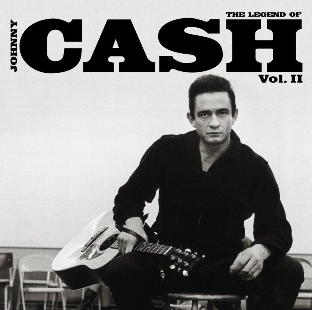 The Legend of Johnny Cash: Volume II