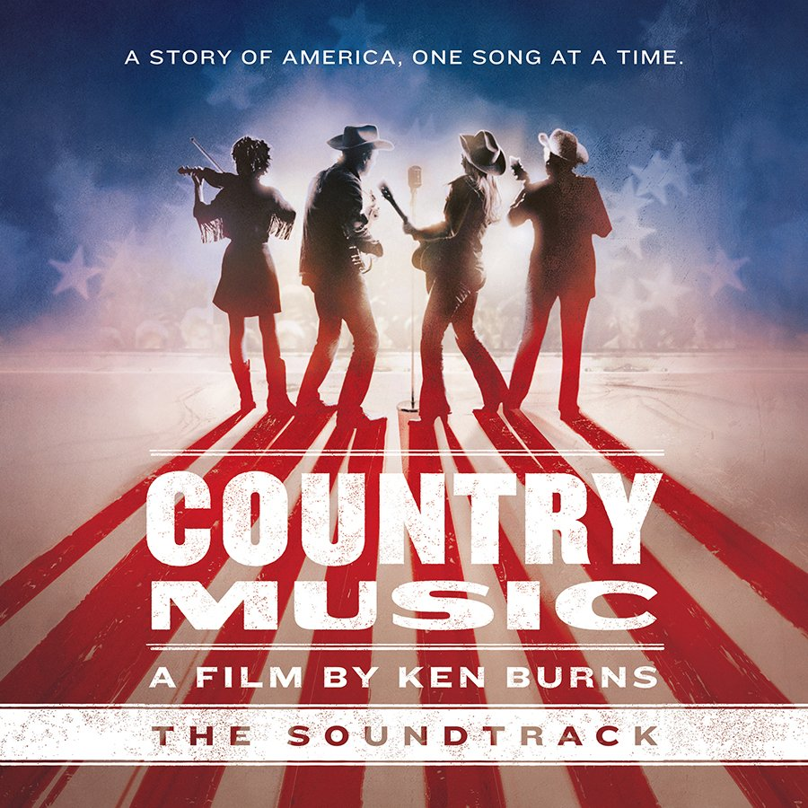 Johnny Cash To Be Included In COUNTRY MUSIC – A Film By Ken Burns (The Soundtrack) in Multiple Formats