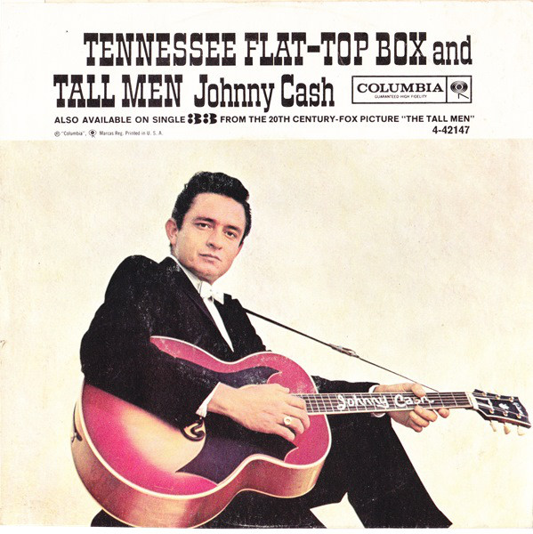 Johnny Cash - Tennessee Flat-Top Box single