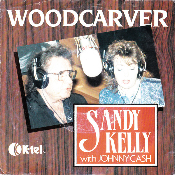 Sandy Kelly & Johnny Cash - Woodcarver