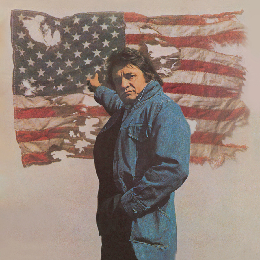 Johnny Cash Was Inspired To Write 'Ragged Old Flag' thumbnail