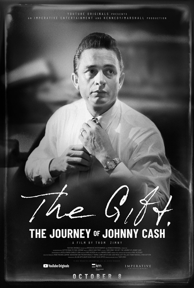 'The Gift: The Journey Of Johnny Cash' To Premiere On YouTube thumbnail