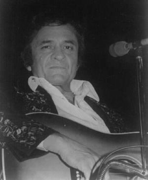 Johnny Cash in Austin, MN October 25, 1979