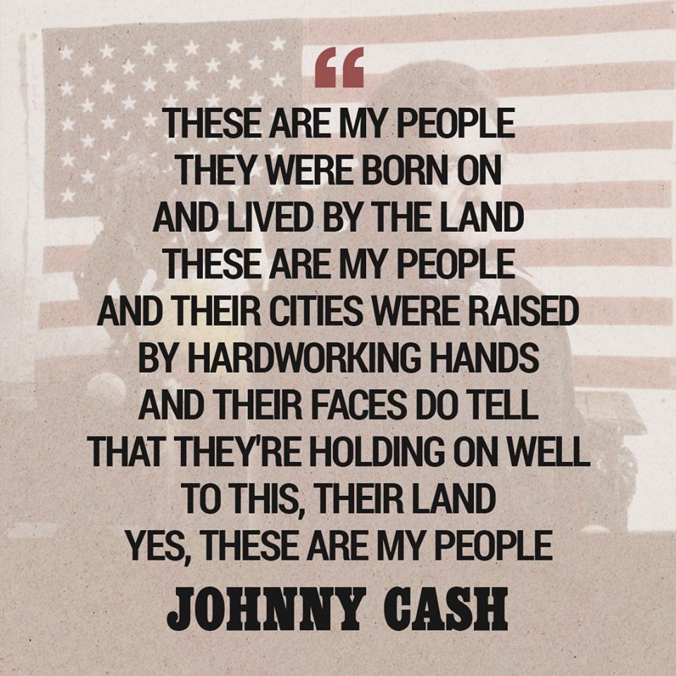 Johnny Cash 'These Are My People' thumbnail