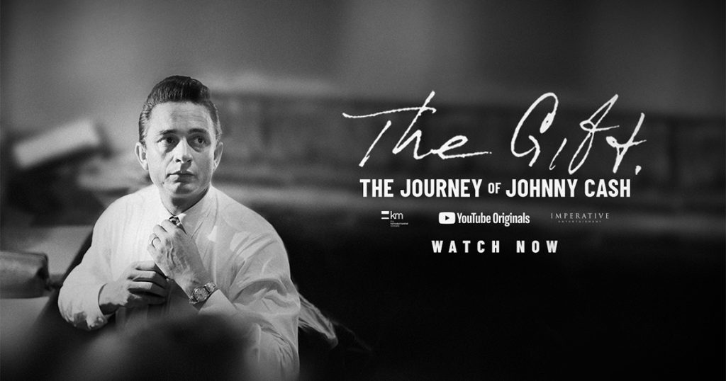 Watch 'The Gift: The Journey Of Johnny Cash' Now On YouTube thumbnail
