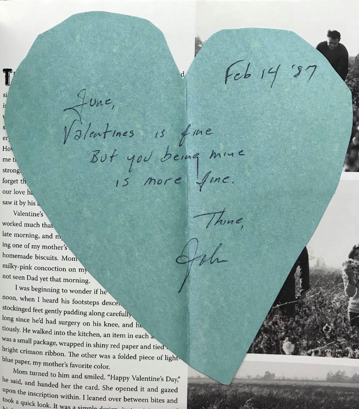 Johnny Cash Valentine For June thumbnail