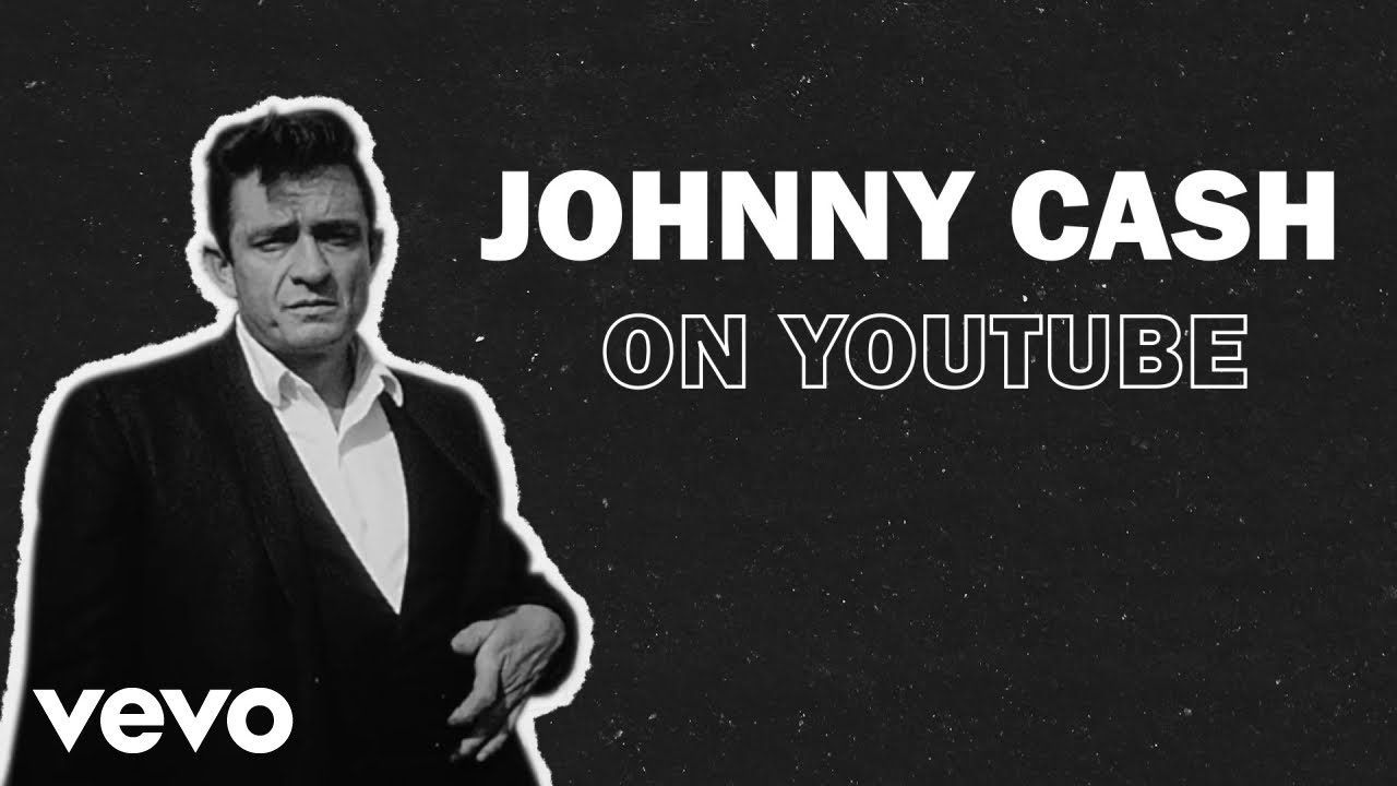 Johnny Cash on YouTube