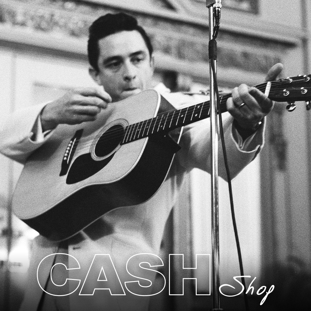 Johnny Cash Shop 15% Discount On Music thumbnail