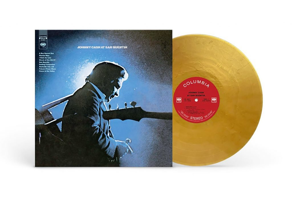 Johnny Cash Selected Albums Returning To Vinyl! thumbnail