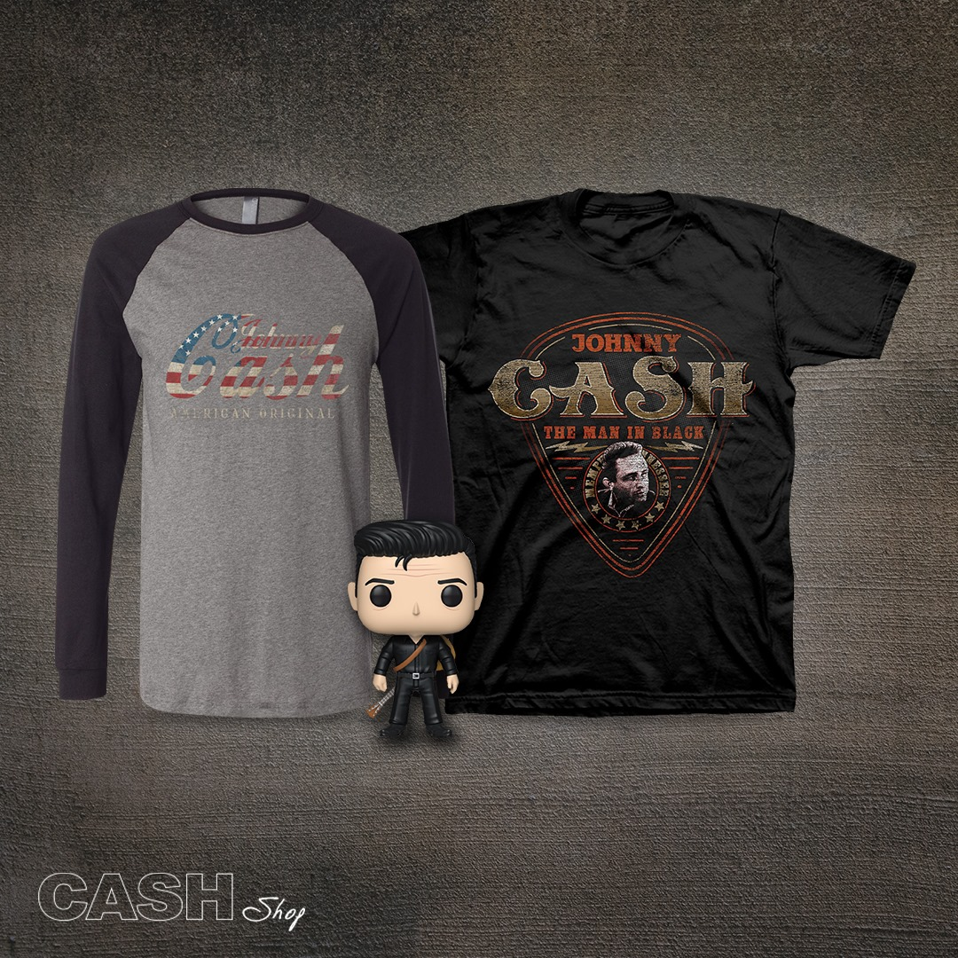 Johnny Cash official store Labor Day weekend sale 2020