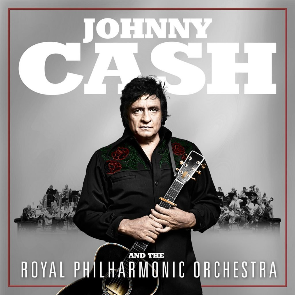 Columbia/Legacy Recordings Set to Release Johnny Cash and The Royal Philharmonic Orchestra on Friday, November 13, 2020 thumbnail