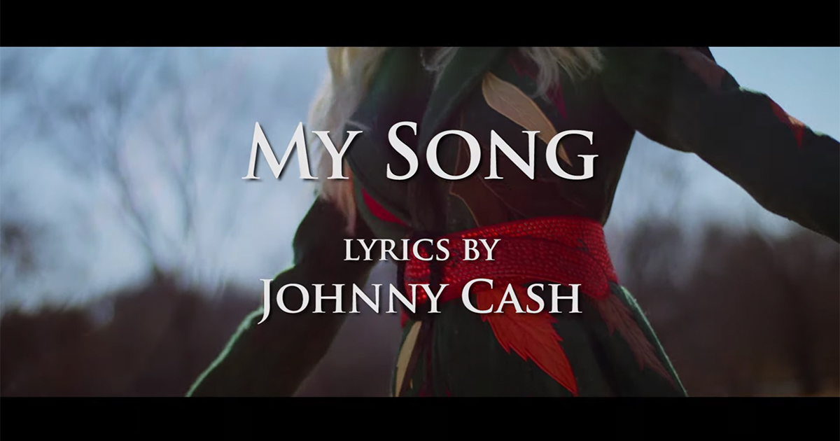My Song lyrics by Johnny Cash