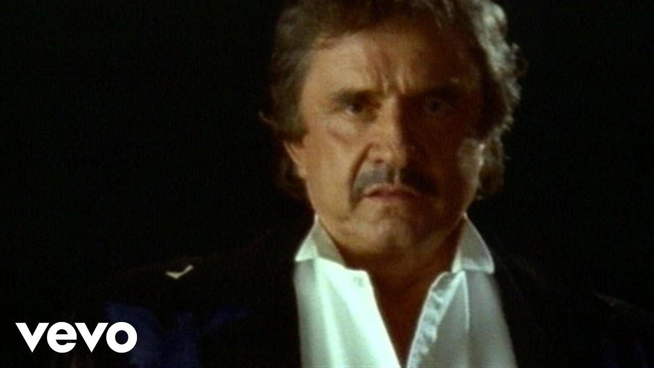 Johnny Cash - Sixteen Tons music video