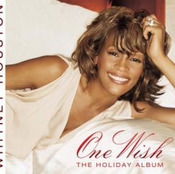 whitney houston holiday album