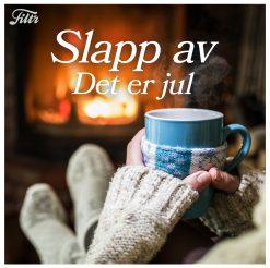filtr – Slapp av, det er jul