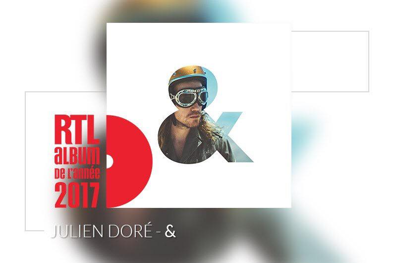 & : album RTL de l'année