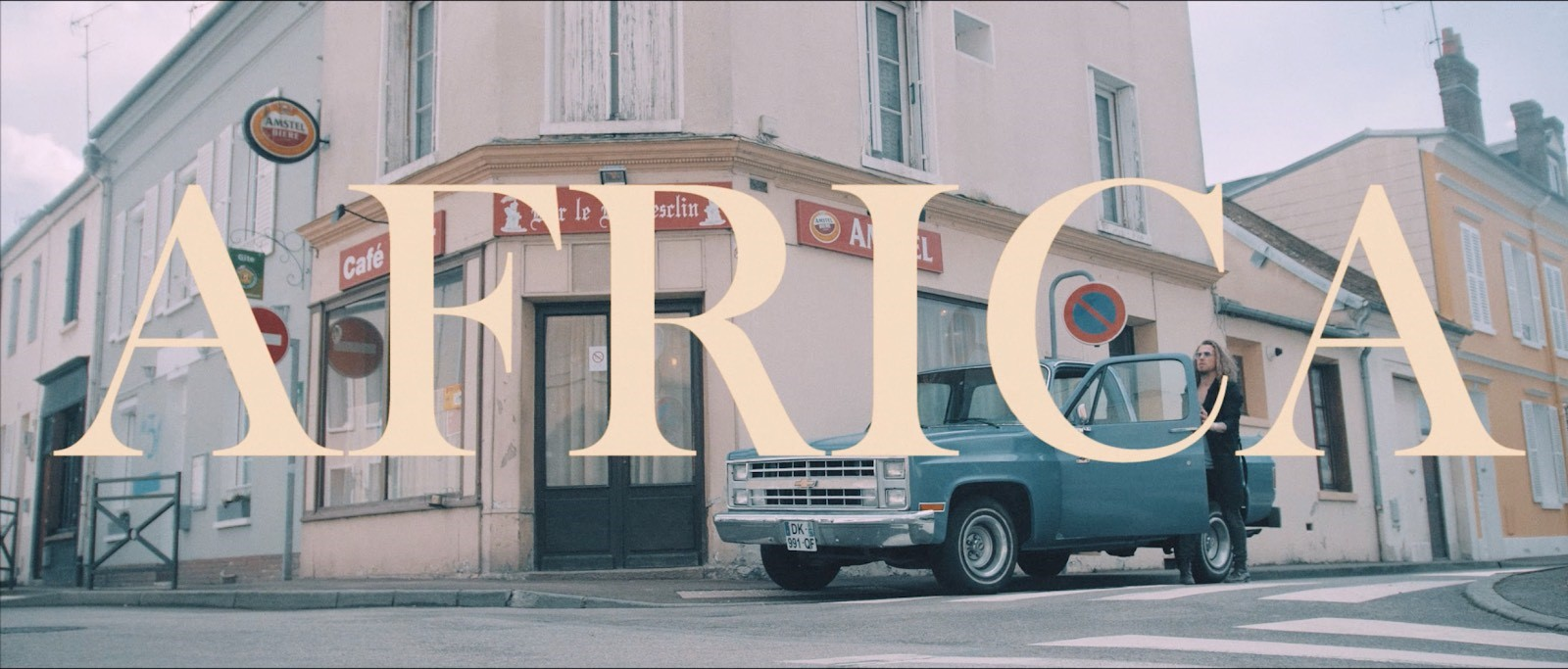 AFRICA, le clip !
