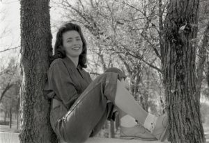 June Carter in 1956
