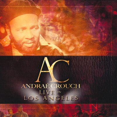 AndraeCrouch- Live in LA