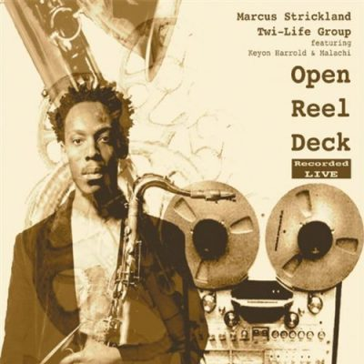 MARCUS STRICKLAND TWI-LIFE GROUP OPEN REEL DECK (2007)