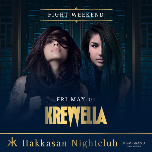 Krewella Fight Weekend