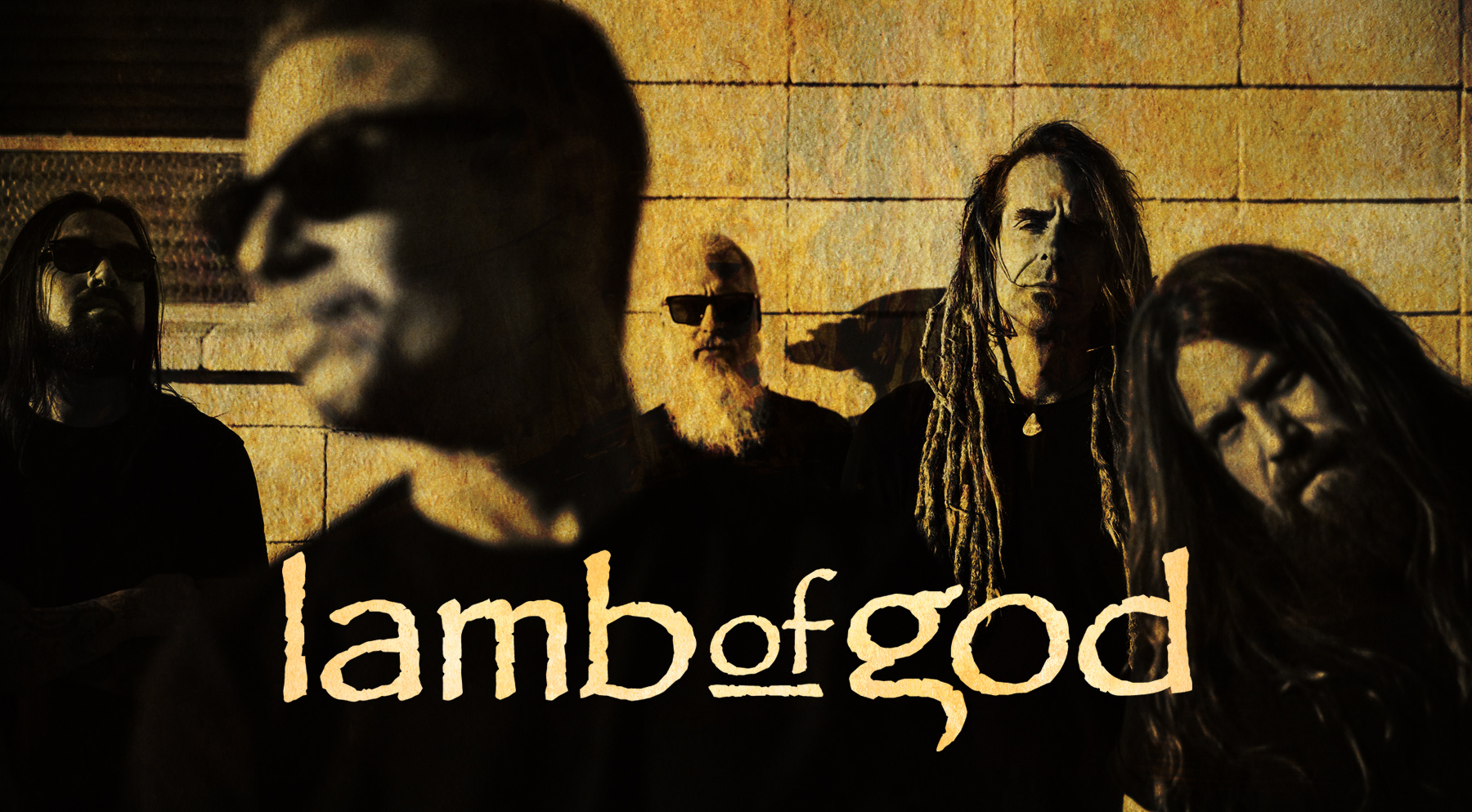 Lamb Of God Banner