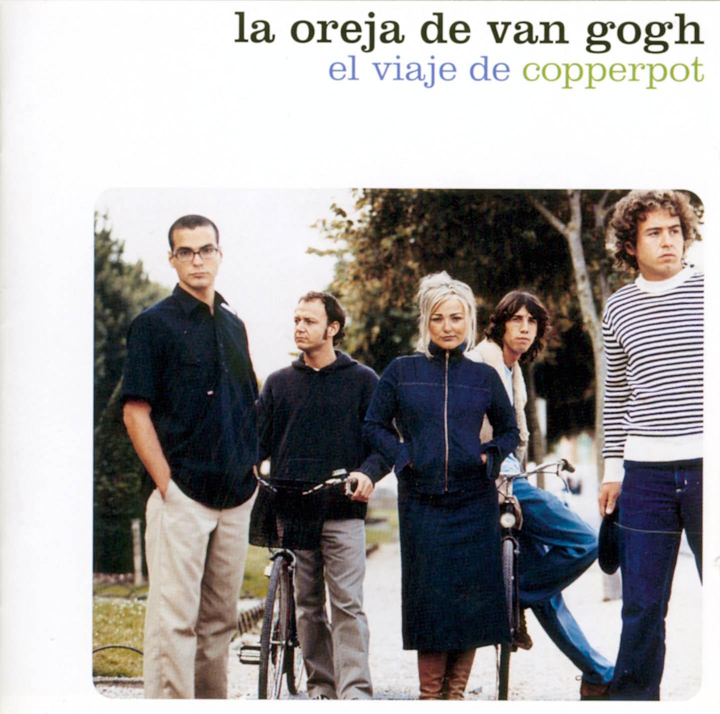 La_Oreja_De_Van_Gogh-El_Viaje_De_Copperpot-Frontal