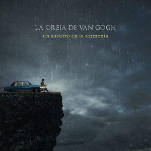 Portada del álbum Un susurro en la tormenta de LODVG