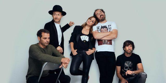 Imagen de la banda pop española La Oreja de Van Gogh (2020)