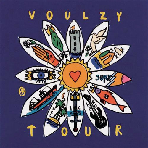 1995 Voulzy Tour Artwork