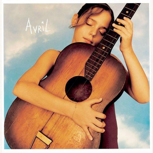 2001 Avril Artwork