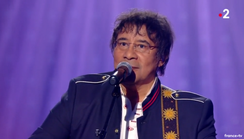 Laurent dans Taratata : replay