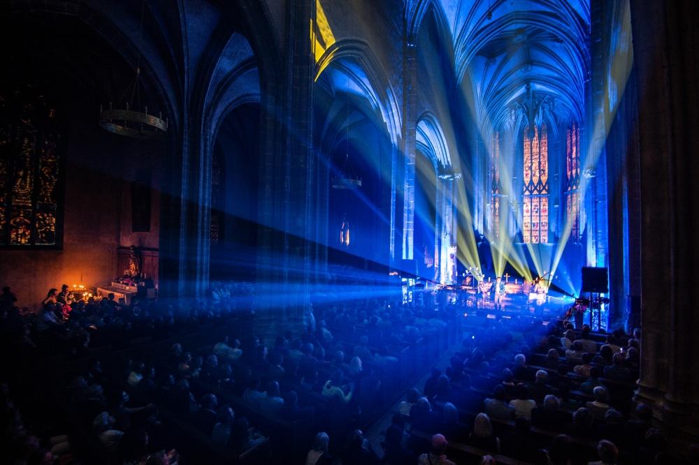 Laurent Voulzy en concert dans les églises & cathédrales