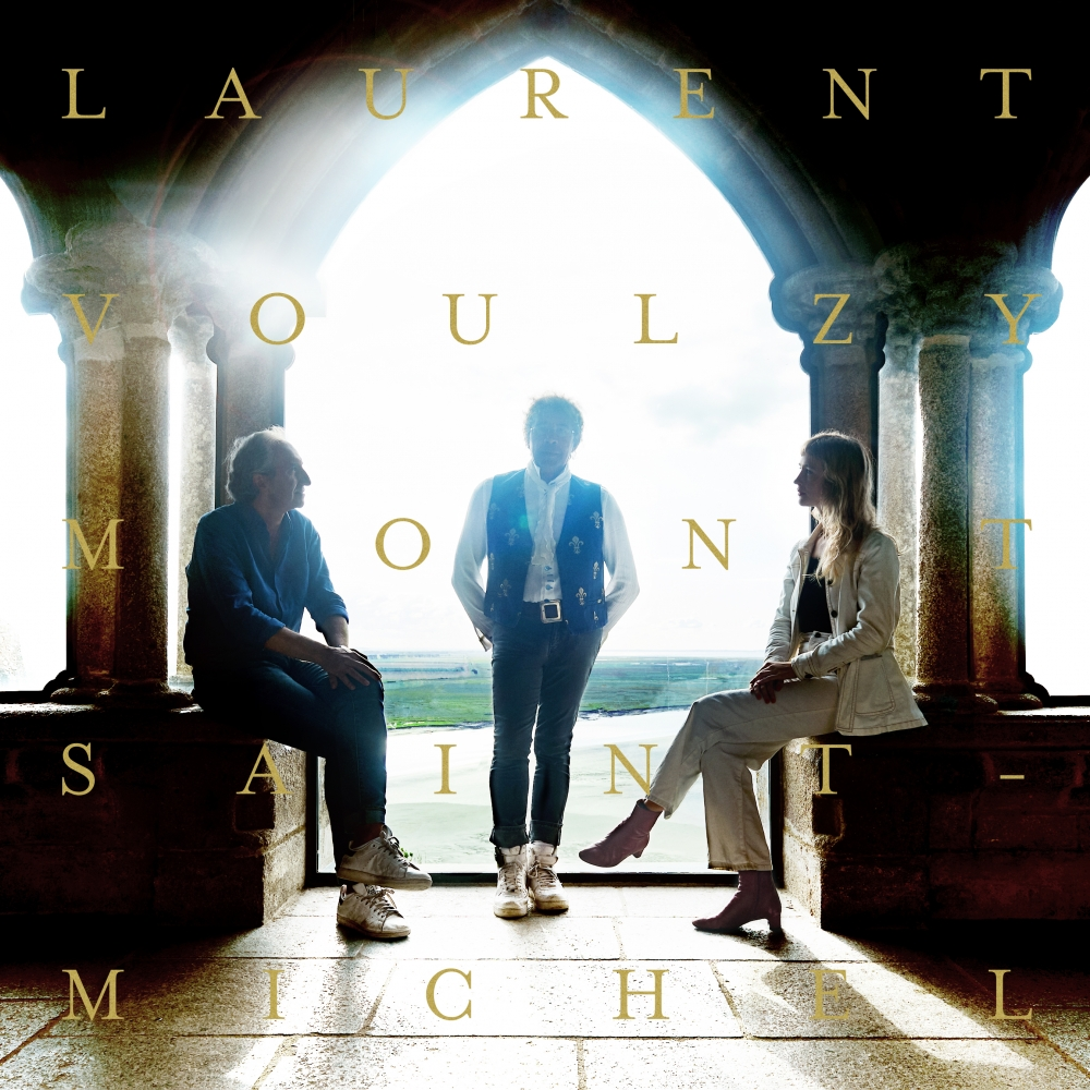 Mont Saint-Michel, le nouvel album de Laurent est disponible